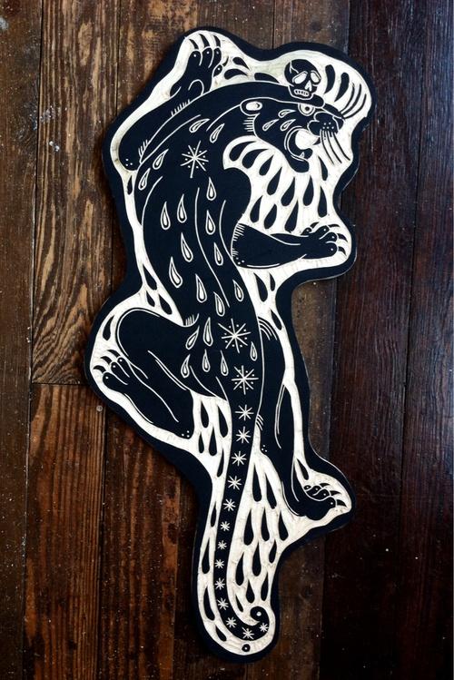 Bryn Perrott | Panther. 2012