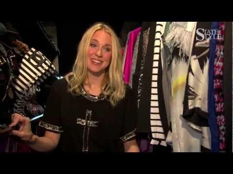 VIDEO: EMILIA DE PORET. Singer, song writer, and fashionista from Stockholm.