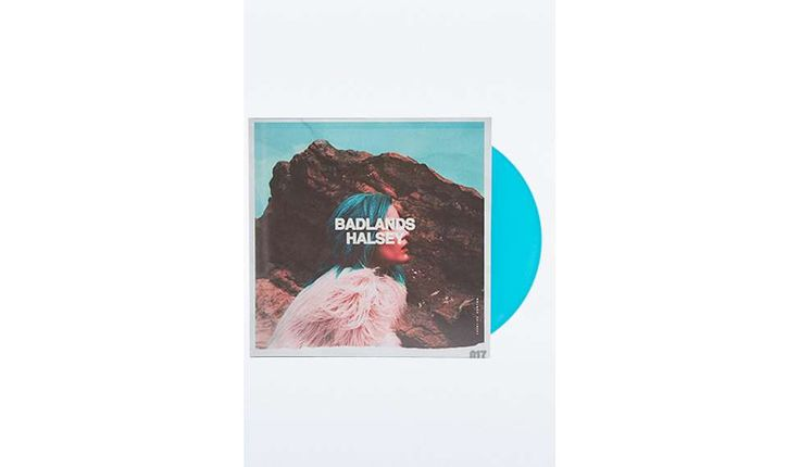 Halsey: BADLANDS Vinyl Record