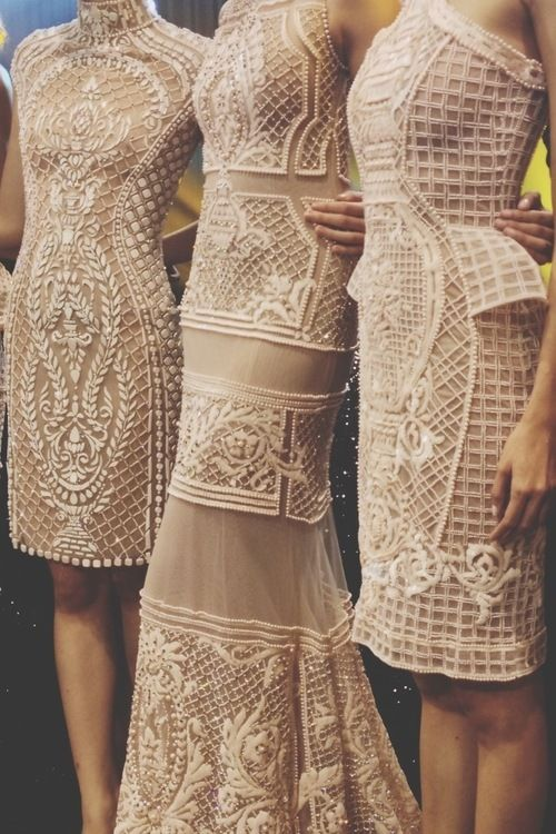 notordinaryfashion:  g-cara:  PhFW 2013  Michael Cinco   Love