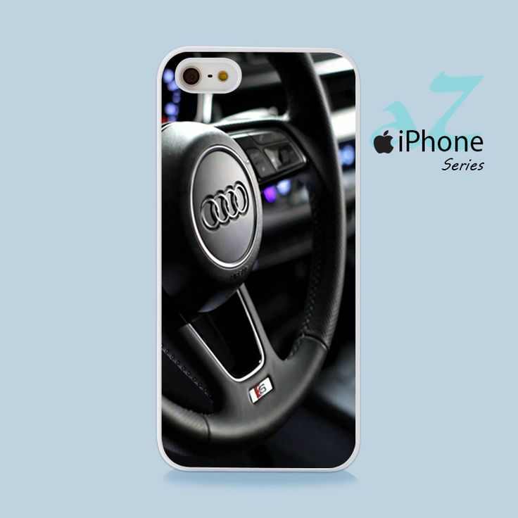 Audi Stir Logo Phone Case | Apple iPhone 4/4s 5/5s 5c 6 6 Plus Samsung Galaxy S3 S4 S5 S6 S6 Edge Samsung Galaxy Note 3 4 5 Hard Case