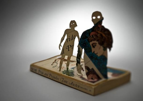 Book Art de l'artiste Thomas Allen