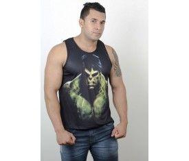 Camisetas Regatas Machão Academia Hulk 02 - 2