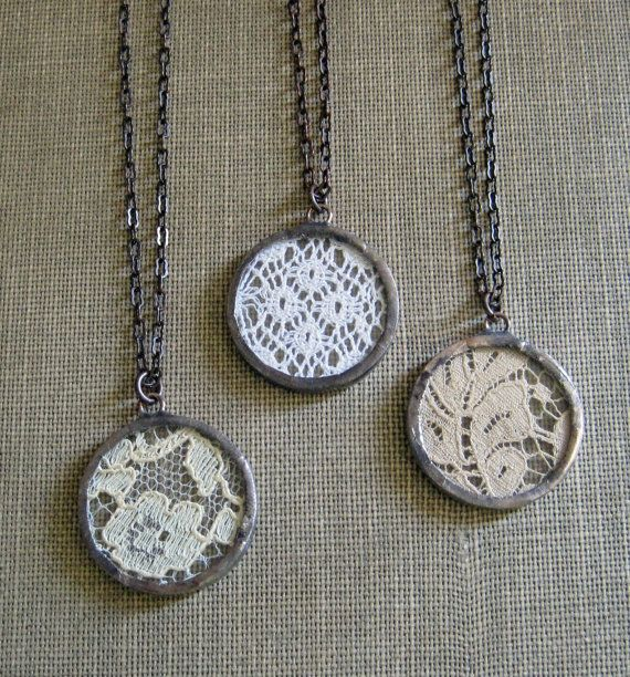 Rustic Lace by Samantha Hoar on Etsy