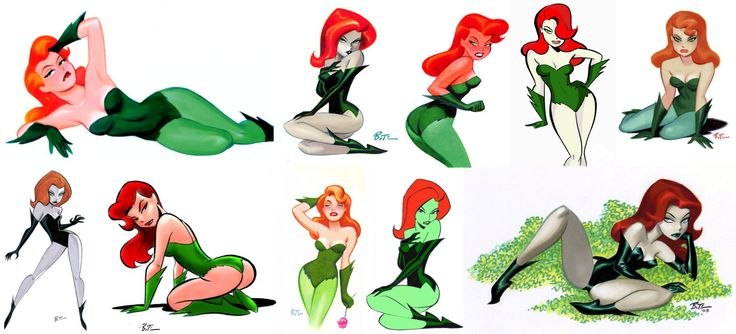 poison_ivy_by_bruce_timm