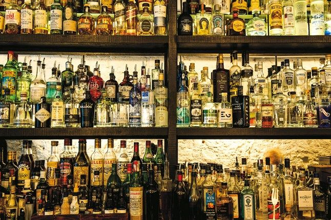 Gin Bar_Madrid  http://www.cntraveller.com/recommended/food/best-gin-bars-in-spain/the-gin-and-tonic-renaissance