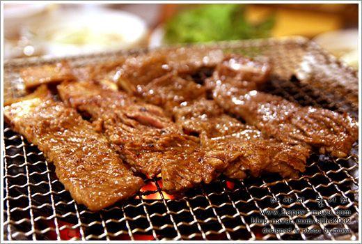 korea food Gal Bi (갈비)