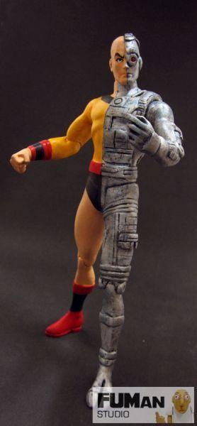 DC Legion of Superheroes Fatal Five Tharok (DC Universe) Custom Action Figure