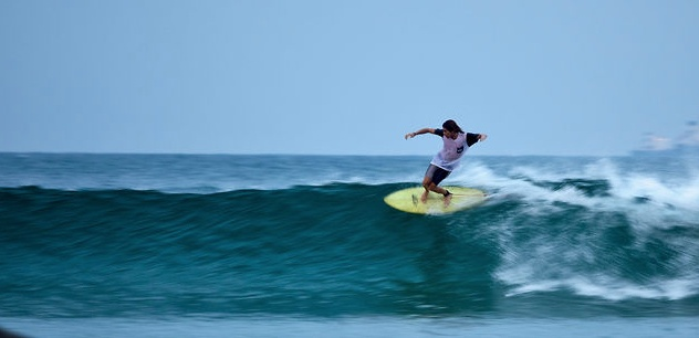 the quick step.. (down the line surf)