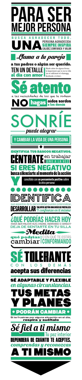 10 ACTITUDES PARA SER MEJOR PERSONA (pin por @pablocoraje)