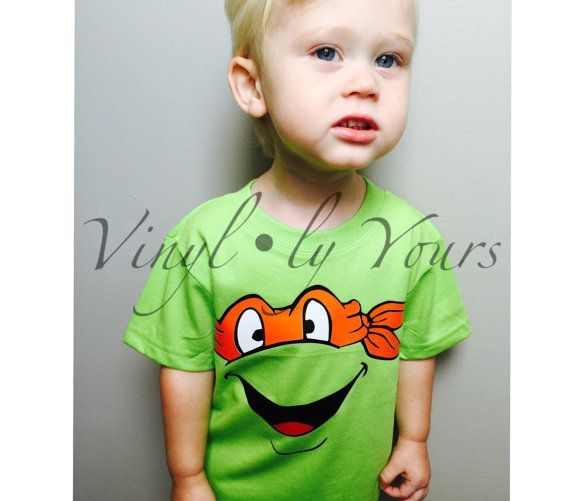 Teenage Mutant Ninja Turtle Birthday Shirt by VYCustomBoutique