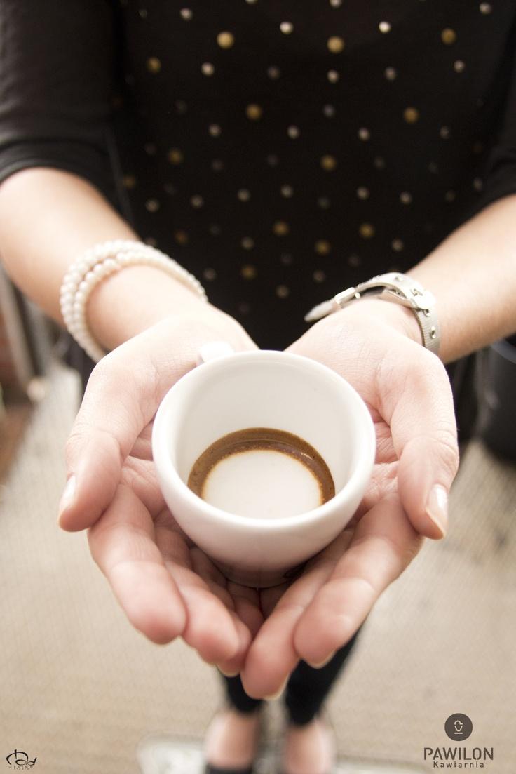 Kawiarnia Pawilon Espresso Macchiato Experience