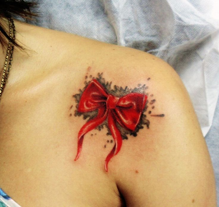 Image from http://www.tattoostime.com/images/430/awesome-red-bow-tattoo-on-left-shoulder.jpg.