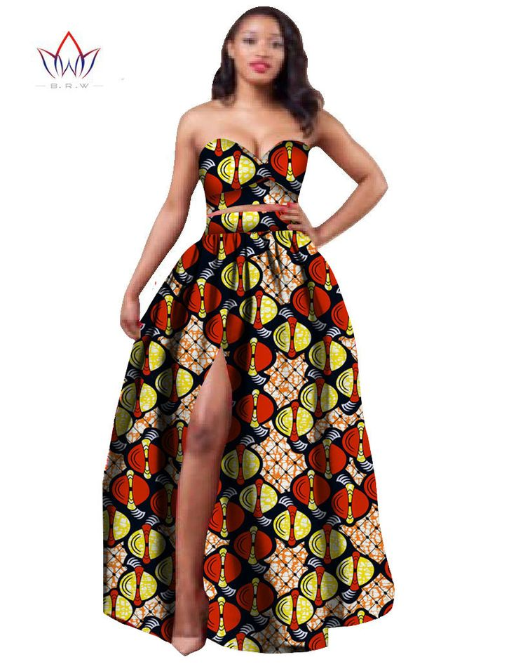 Cheap african attire dresses