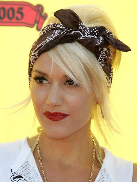 28 Gwen Stefani Frisuren – Gwen Stefani Hair Bilder