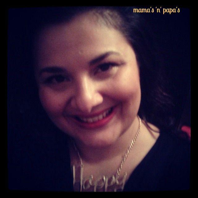 """my new """"Happy"""" neckclase!!@"""