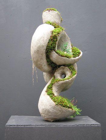 Robert Cannon: terraform sculpture                                                                                                                                                                                 More