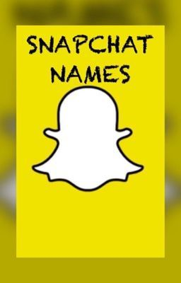 #wattpad #random Famous people's snapchat names.  Btw can u guys message me some if I don't have them in the book.