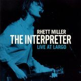 The Interpreter: Live at Largo [LP] - Vinyl