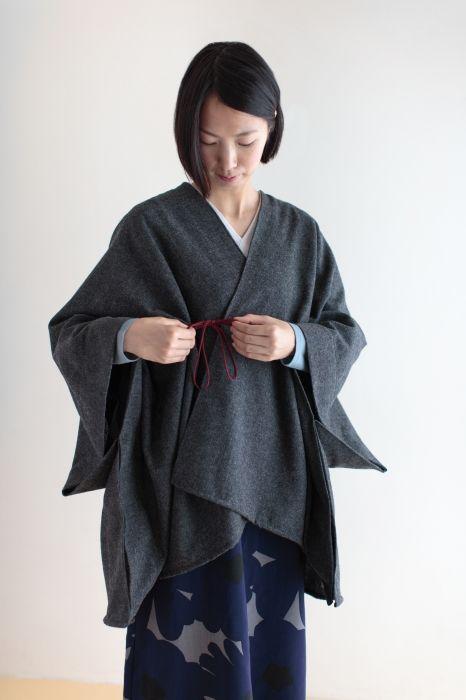 【予約】ふるい織り きさらぎ/消炭杢(けしずみもく)(※9月中旬入荷予定) - SOU・SOU netshop (ソウソウ) - 『新しい日本文化の創造』