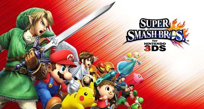 Super Smash Bros 3DS Legit CIA Download - http://www.ziperto.com/super-smash-bros-3ds-legit-cia/