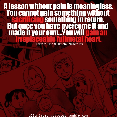 176 Best Images About Fma Quotes ♥ On Pinterest