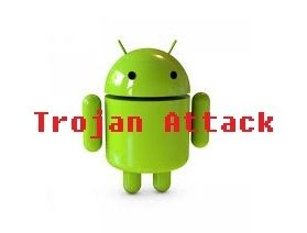 Google android is not a secure mobile os according to the reports. Reports says that attackers can attack on the smartphones running on the android OS easily without breaking the app's cryptographic signature.