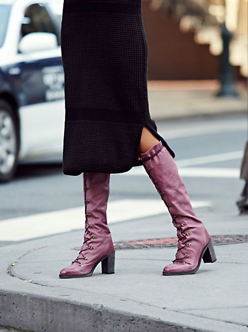 FP Collection Day For Night Platform Ankle Boot at Free People Clothing Boutique