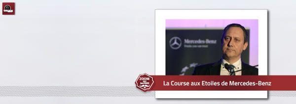 La Course aux Etoiles de Mercedes-Benz Trente points de vente Mercedes-Benz ont obtenu le trophée du Challenge Service 5 Etoiles