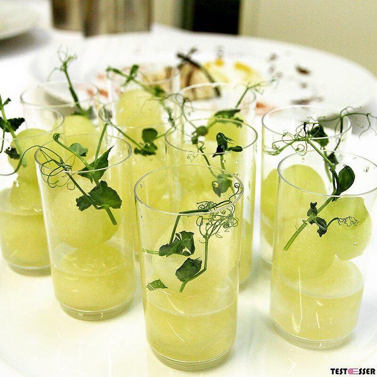 #melone aus dem #isi #sahnespender ? Dies und viele weitere Rezepte haben wir im #kochkurs auf dee #unigraz gekocht ! Heute im Blog! #melon made with Isi whip maker  all details #ontheblog #foodgasm #foodpic #instafood #foodies #foodie #foodshot #foodstagram #instafood #photooftheday #picoftheday #testesser #graz #steiermark #austria