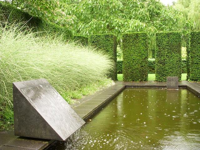 Mien Ruys Tuinen, Dedemsvaart - The Netherlands. Link here to the garden - http://www.tuinenmienruys.nl/.