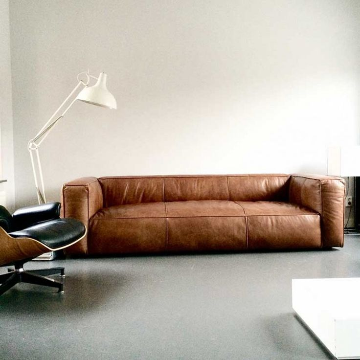 Die besten 25+ Contemporary leather sofa Ideen auf Pinterest ...