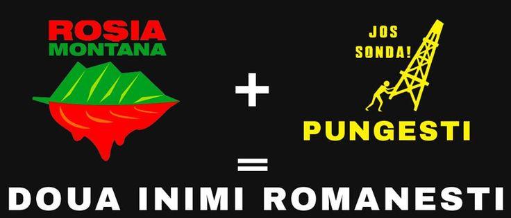 rosia and pungesti