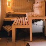 bonatherm under seat sauna heater