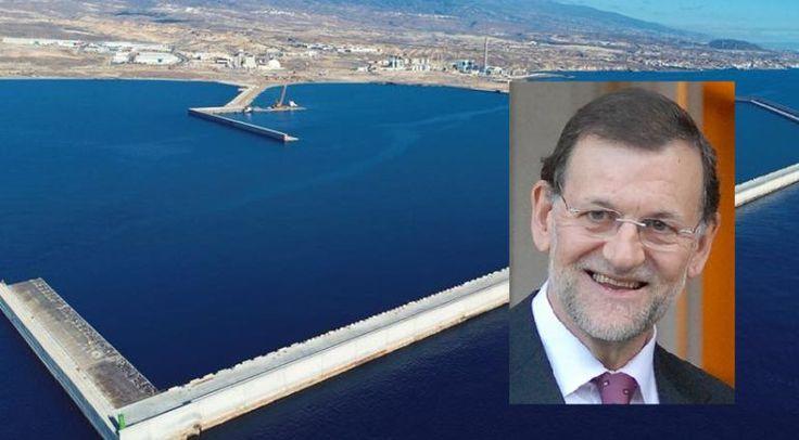Rajoy inaugurará el Puerto de Granadilla
