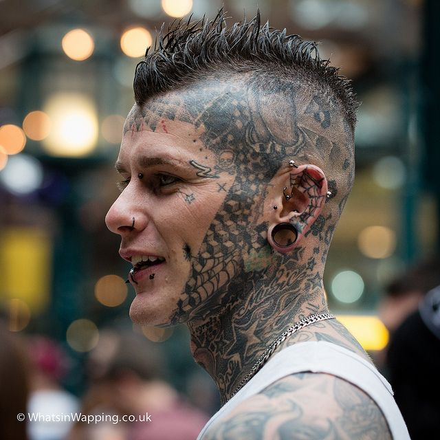 London Tattoo Convention 2013 by What's in Wapping, via Flickr