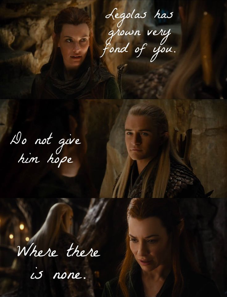 tauriel and thranduil relationship memes