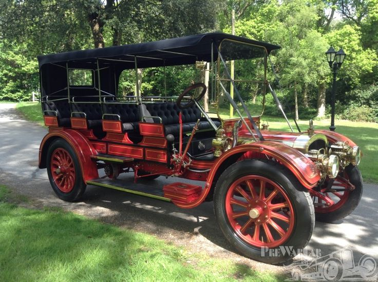 Delahaye 413a 12 seat charabanc 1911 for sale