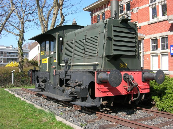 Old locomotive Aalsmeer [Feb2014] (!s)