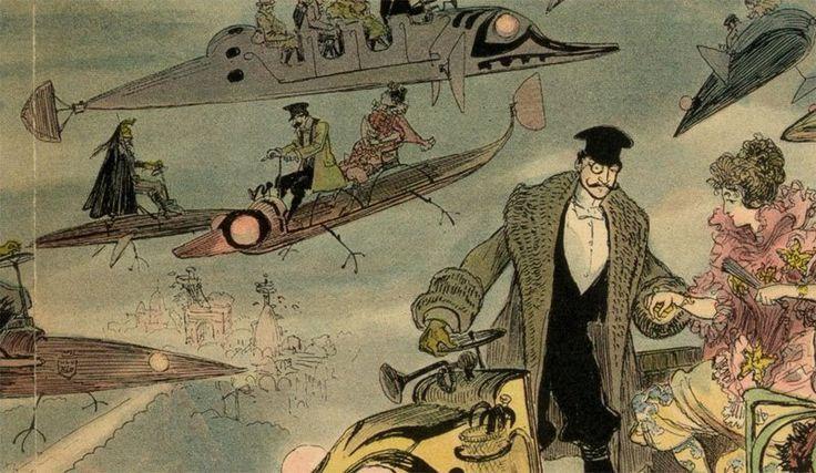 victorian futurism