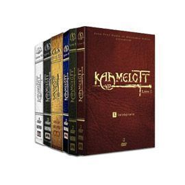 Kaamelott Livres / Saisons 1 À 6 - Intégrale Dvd de Alexandre Astier
