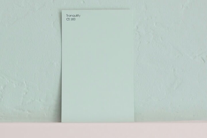 28 Paint Color Tranquility Ci 183