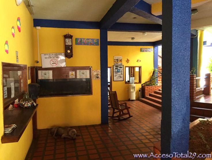 Hotel La Puerta De Morrocoy. Chichiriviche. Venezuela.