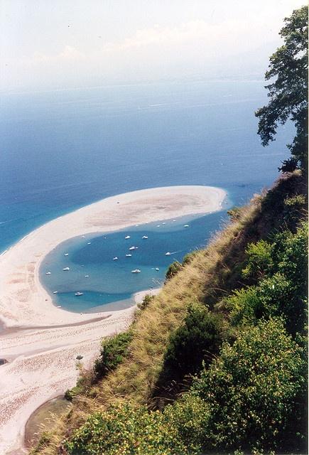 Laguna Tindari, Sicilia, Italy