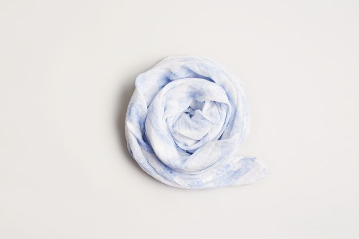 Wilson and Frenchy rolling tides muslin wrap, 120 x 120cm available soon!