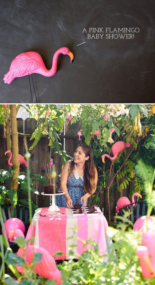Best 25 Flamingo Baby Shower Ideas On Pinterest