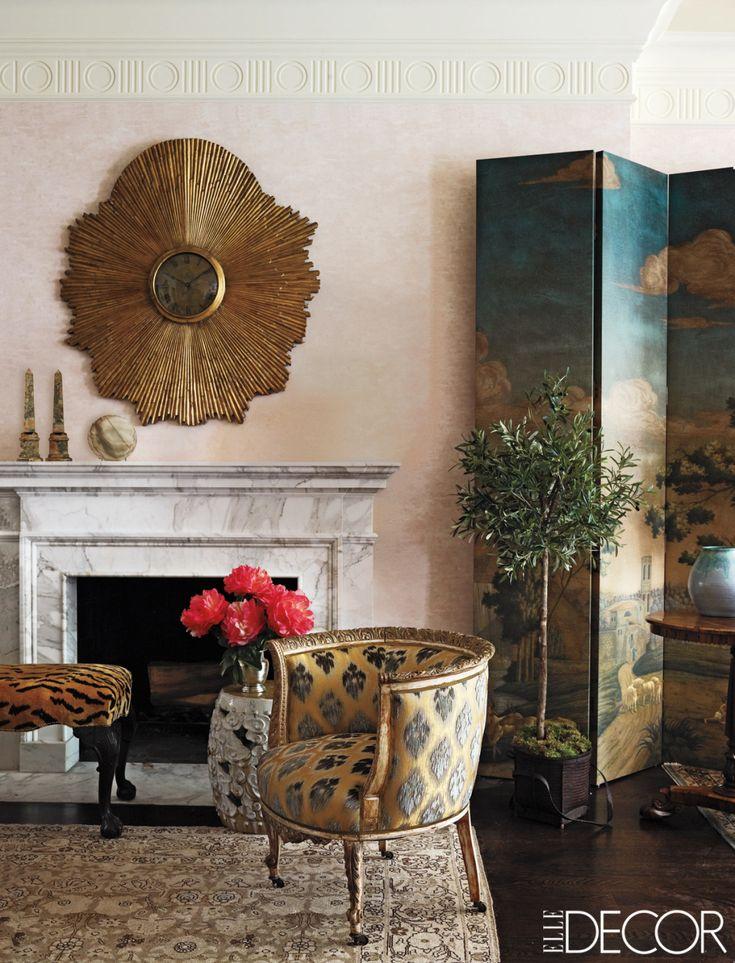Living Room: Celerie Kemble Manhattan Townhouse