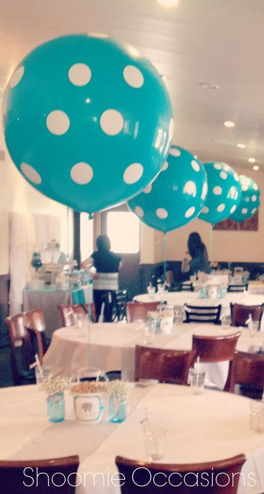 balloons baby shower party ideas elephants and balloons baby shower