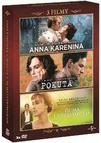 Pakiet: Anna Karenina / Pokuta / Duma i uprzedzenie-Wright Joe