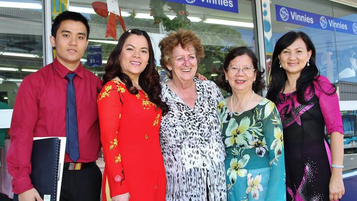Christmas got a little better for people in need this week when Wollongong's Vietnamese community raised $22,310 at an appeal dinner in Dapto for victims of the NSW bushfires and typhoon Haiyan in the Philippines.